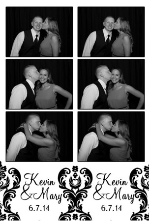 Mary and Kevin's Wedding! 6.7.2014