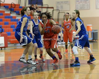 Girls Basketball: Seton vs. Park View 12.26.14