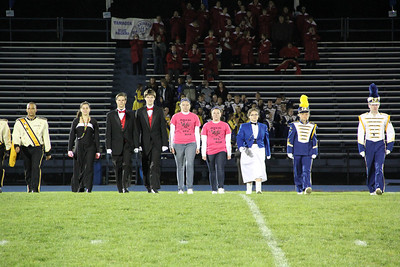 Awards, Land of Running Water Band Adjudication, Tamaqua (9-29-2012)