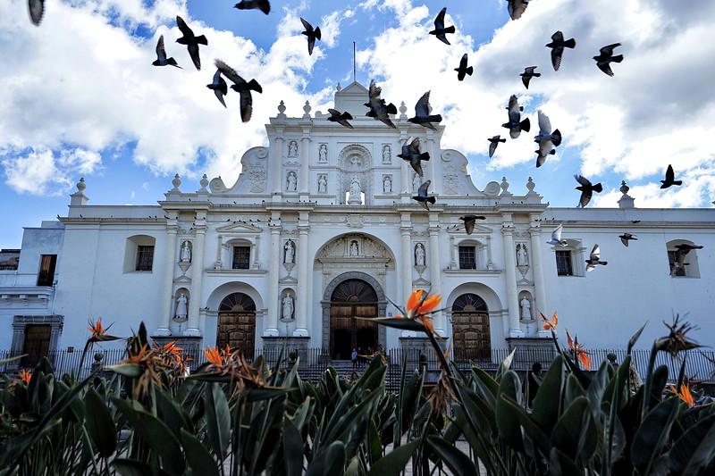 Catedral San Jose; Antigua, Guatamala