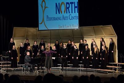 NNHS Choir (2017-05-09)