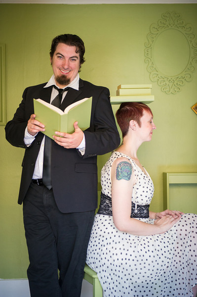 Vasily and Joyce