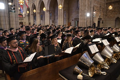 Westminster Choir College Commencement 2019