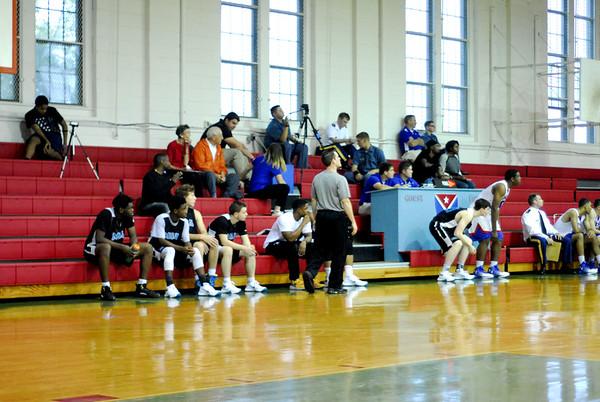 PG Basketball vs. Miller School