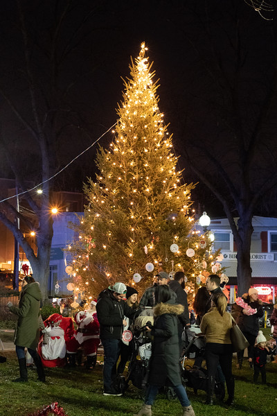 2018 Roslindale Holiday Tree Lighting