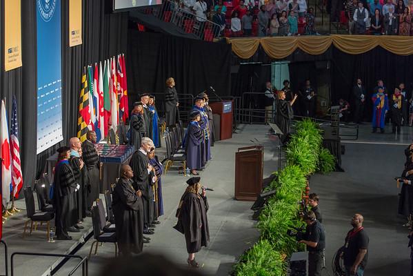 2015 UMUC Graduation Ceremony