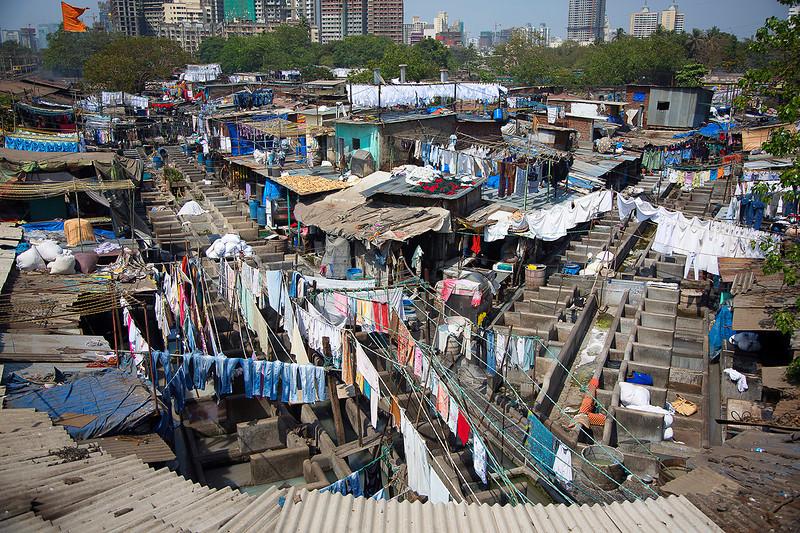 Dhobi Ghat - Laundry services