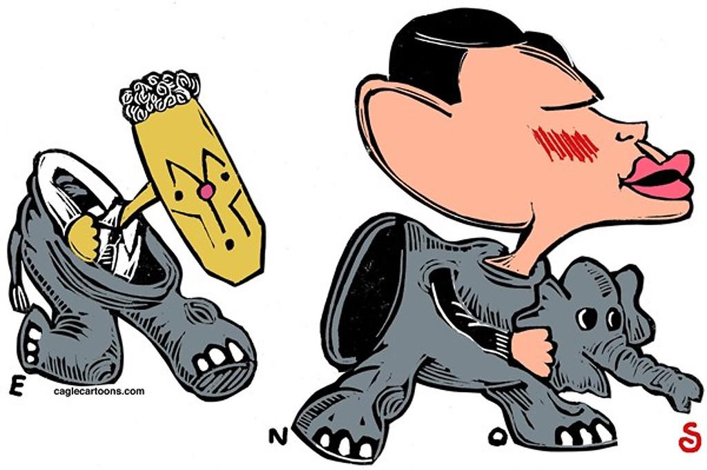 . Randall Enos / Cagle Cartoons