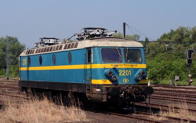 SNCB Class 22
