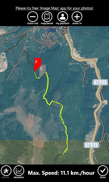 eBird Map Data