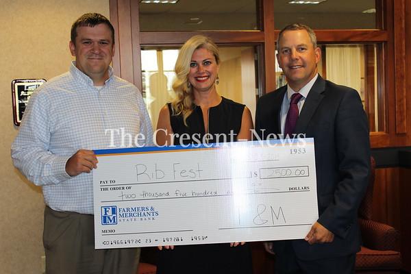 08-08-19 NEWS Rib Fest donation pic