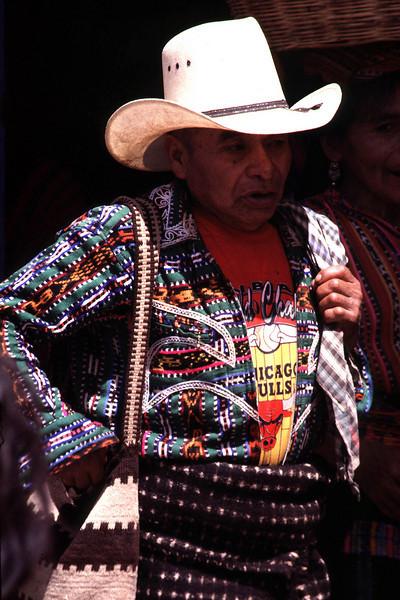 Solola, Guatemala 1993