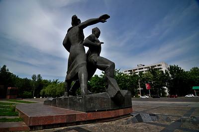 Day1 - Tashkent - Day Walk