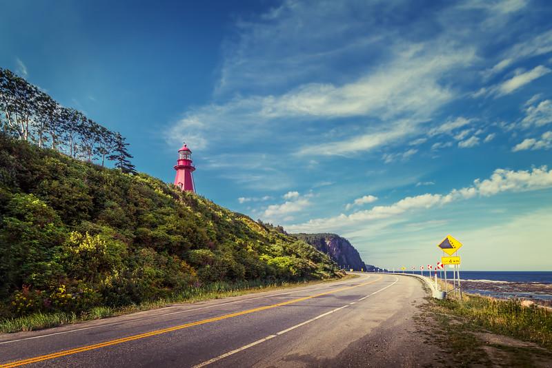 Travel Photography Blog: Canada. Quebec. Gaspe