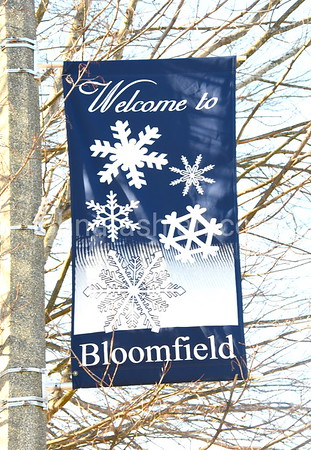 Street Scenes in Bristol & Bloomfield, CT - January 31, 2018