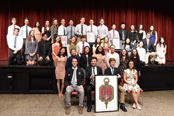 2017_Tri-M Induction