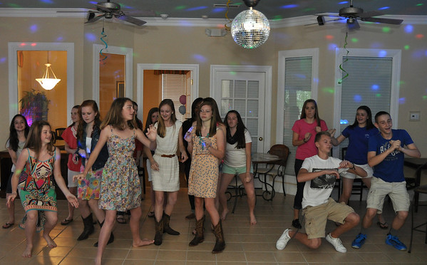 Alexis 13th Birthday Party Laurel Oaks