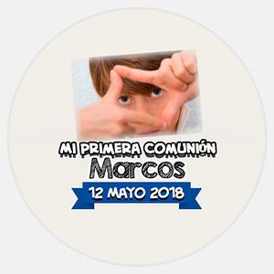 Comunion Marcos