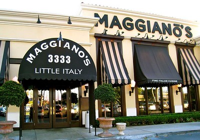 Babygirl Celebrates her birthday at Maggiano's  June 27, 2015