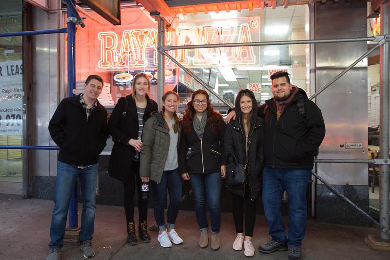 Ray's Pizza, NYC