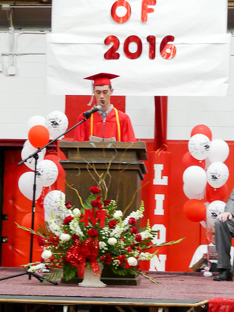 Marshall 2016 Graduation Practice and Ceremony