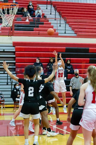 CVHS Girls vs. Harrisburg 2-19-21