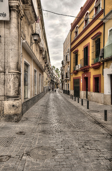 The Old Quiet Street