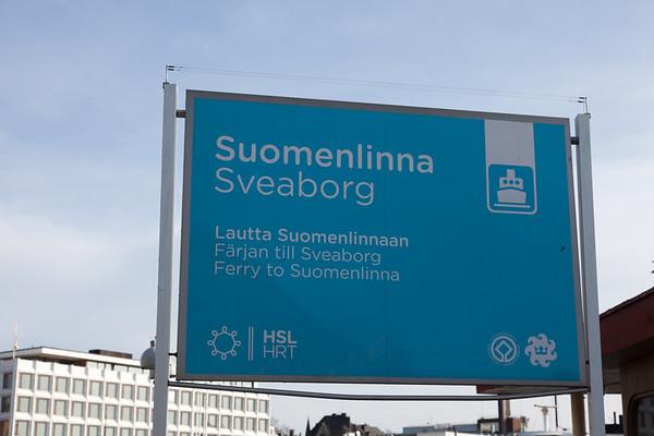 Helsinki, Finland - Mar 2014