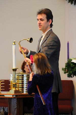December 19, 2010 Worship Service