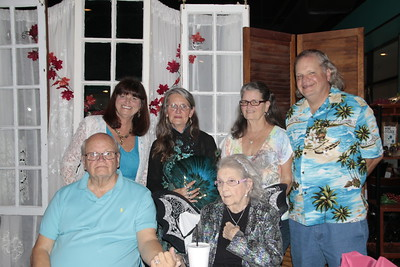 2016-12-23 Celebration of Mom's 90th Birthday