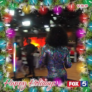 12/18/19 - FOX5 DC's Holiday Party - 360 Booth