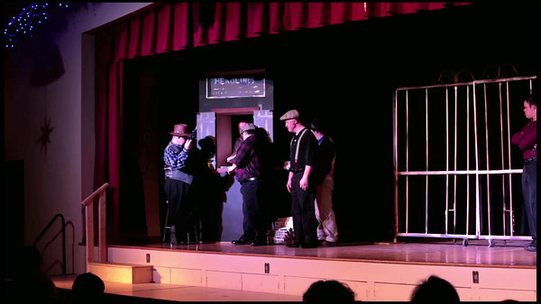 Newsies-Melmark Players
