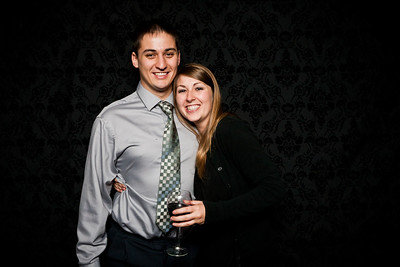 Anya and Dan photo booth