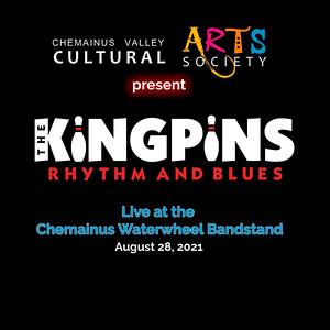 The Kingpins play Chemainus