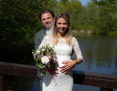 Sophie en Joël getrouwd!