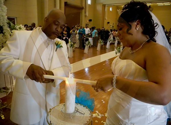 The Blunt Wedding