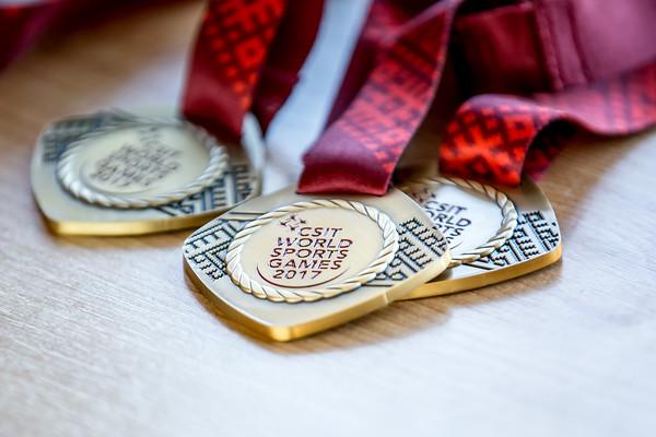 2017 CSIT World Sport Games Judo