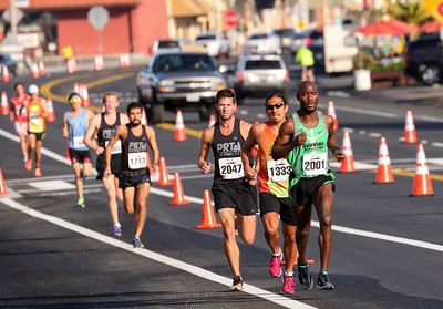 The KooKs 5 &10K races, 2/3/13