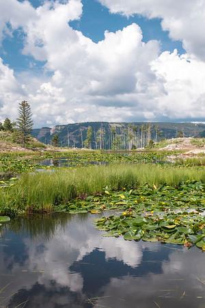 San Juan Mountain Landscapes