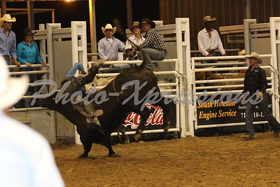Bull Riding........ Round 3 ... Buckel presentation