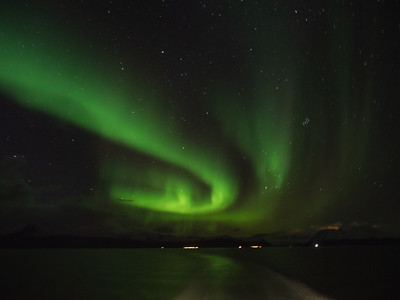 Aurora Borealis Norway October 2018