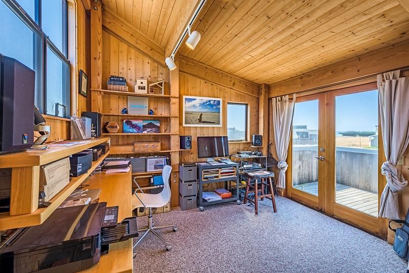 Upstairs Loft Office
