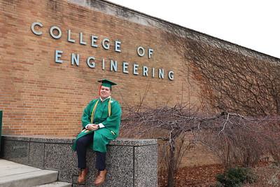 Brandon MSU Graduation