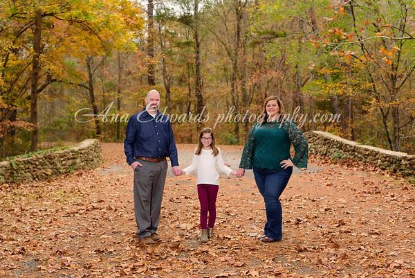 The Howard family  |  Lee County, Georgia