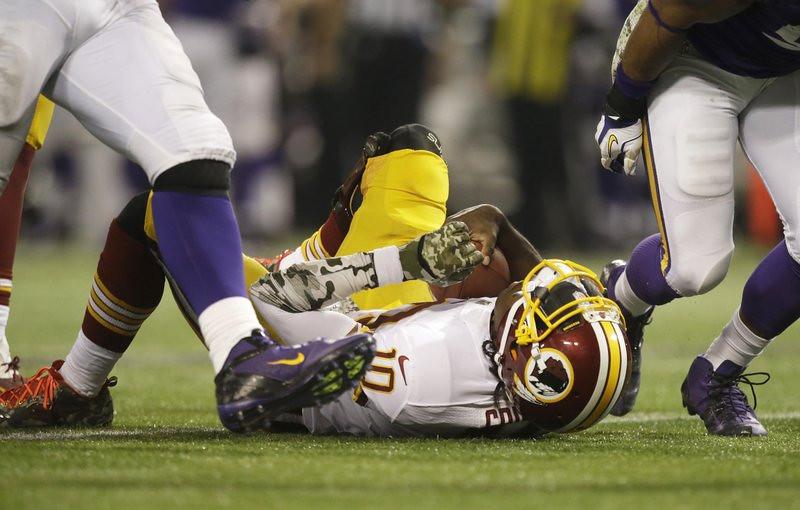. (AP Photo/Jim Mone)