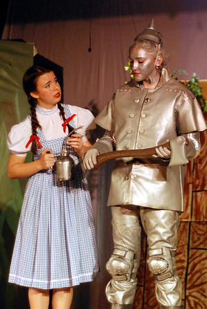 Wizard of Oz Final dress