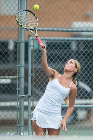Broughton Tennis vs Athens Drive.. August 28, 2017