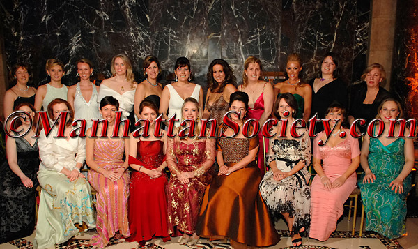 The New York Junior League's 55th Annual Winter Ball, sponsored by Bonhams Auctioneers & Appraisers and Mikimoto (America) Ltd. marks 106 years of community service and honors seven outstanding volunteers