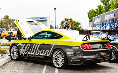 Carroll Shelby Tribute 2018
