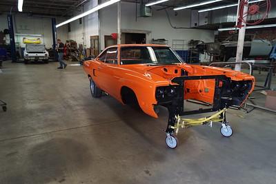 Sal's 70 Orange Roadrunner